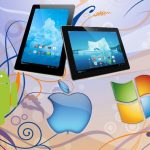 Test tablette android ou windows