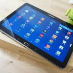 Test tablette tactile samsung galaxy tab a6 10.1 blanche 32 go 4g + wifi