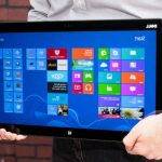 Test tablette tactile grand ecran