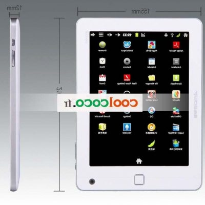 Test Auchan Tablette Tactile Android