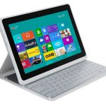 Test darty tablette tactile avec clavier