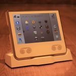 Test tablette tactile orange