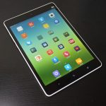 Test tablette tactile xiaomi mi pad 4