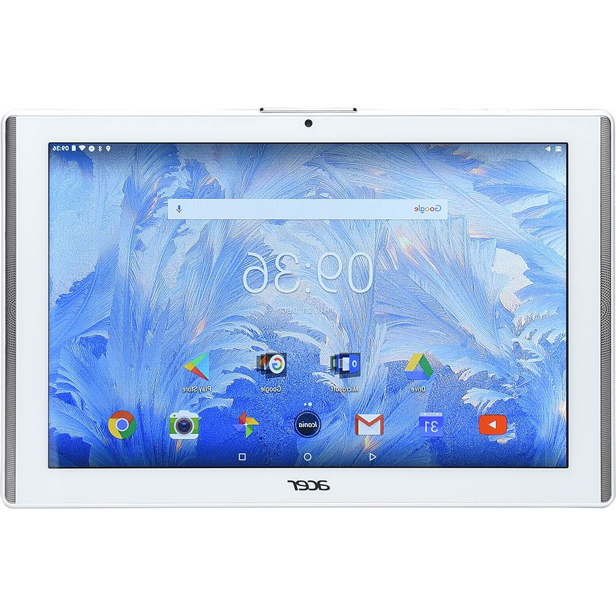Test Test Acer Tablette Tactile Iconia One 10 B3 A40