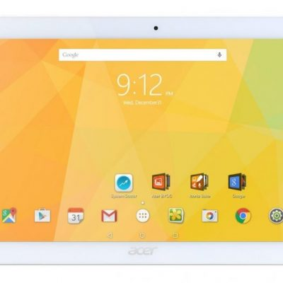 avis ecran tactile tablette acer iconia one 10