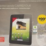 Avis tablette tactile acer carrefour