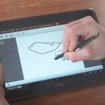 Comparatif dessin sur tablette tactile