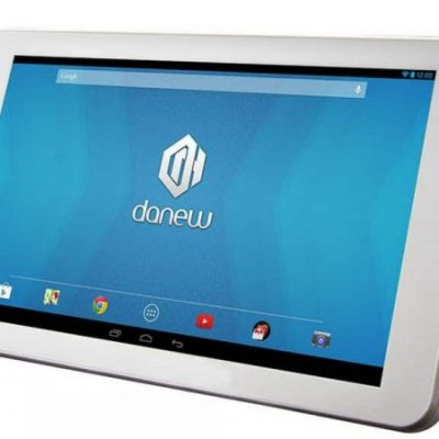 test tablette tactile danew dslide 710hd